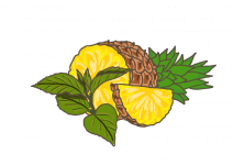 Blu Fruchtiger Ananas-Salbei