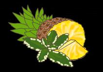 Blu Fruchtige Ananas-Minze