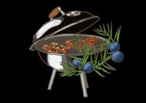 Blu Grill Wacholder