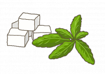 Blu Süsskraut Stevia