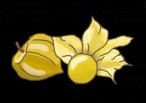 Blu Crazy Ananas-Kirsche