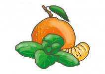 Blu Süss-herbe Mandarinen-Minze