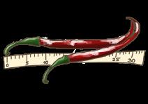 Blu extrem lange Chili Joe's Long