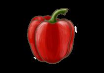 Blu Rote Paprika