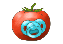 Blu Tomate Mini-Tom