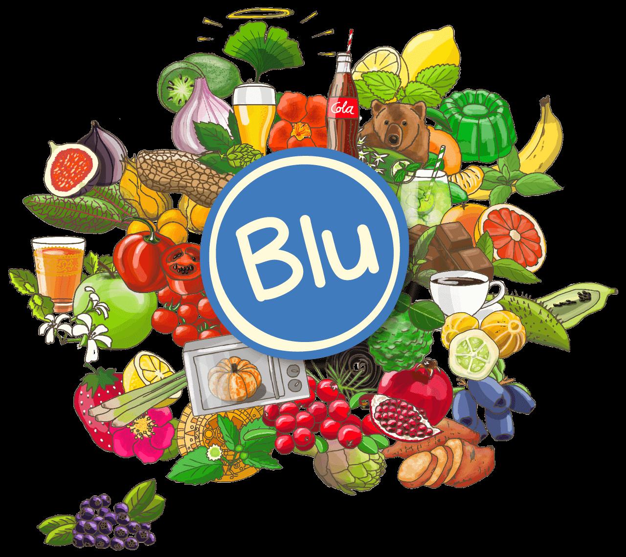 BLu - Bluniversum - Kräuter & Gemüse